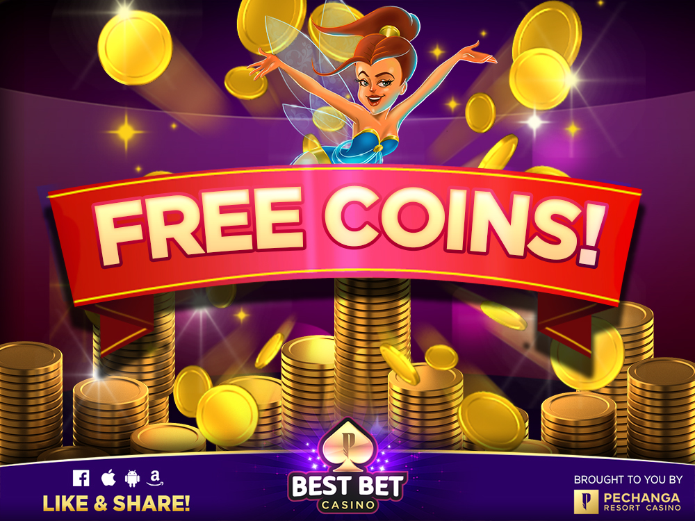 Free Coins at the Best Online Casino