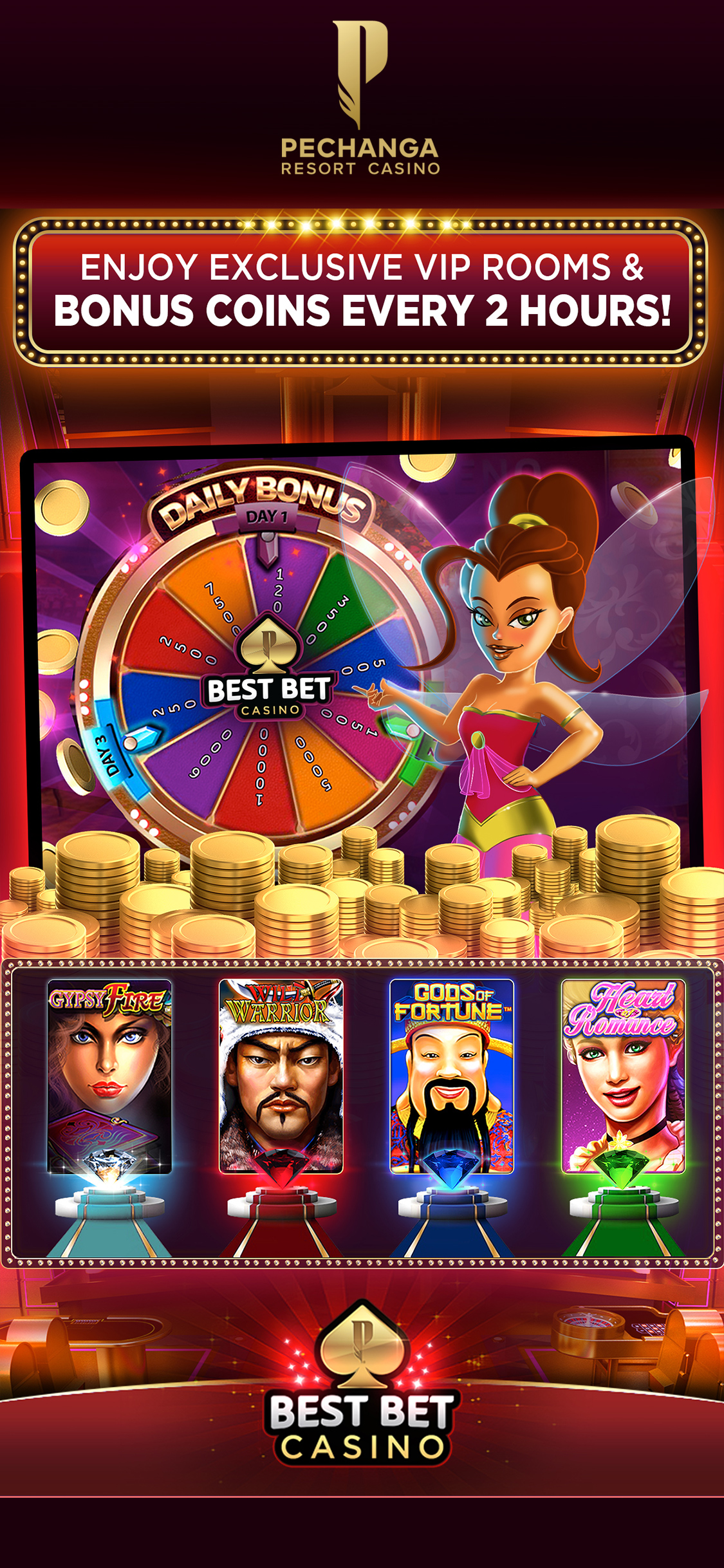 Pechanga's Best Bet Casino
